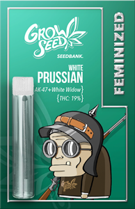 GrowSeed - WHITE PRUSSIAN