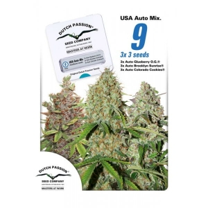 USA Autoflower Mix