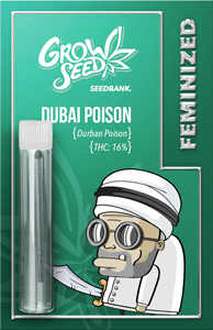 GrowSeed - DUBAI POISON OUTDOOR