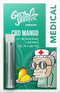 GrowSeed - CBD Mango
